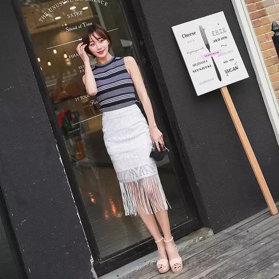 成熟又干练的6套一步裙搭配 让你轻松展现女性的身材和魅力