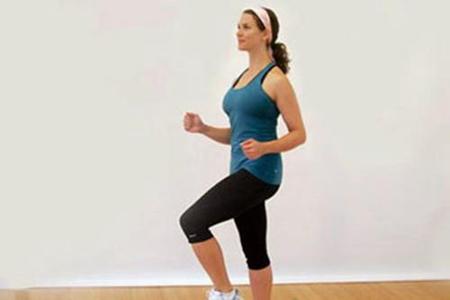 原地跑步能减肥吗,这三个阶段原地跑暴瘦三十斤