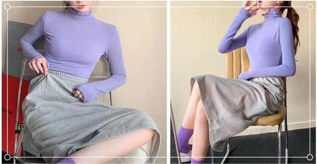紫色配什么颜色好看,这5种颜色搭配简单又优雅