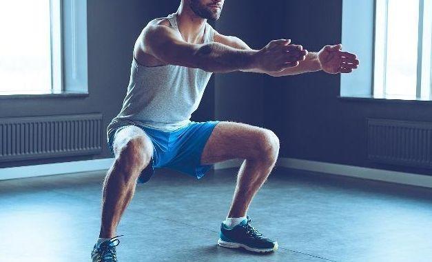 男友一个月深蹲后,体力和性能力都会变强