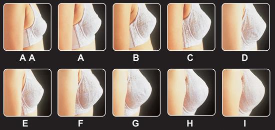 女性标准三围尺寸对照表-第4张图片-爱薇女性网