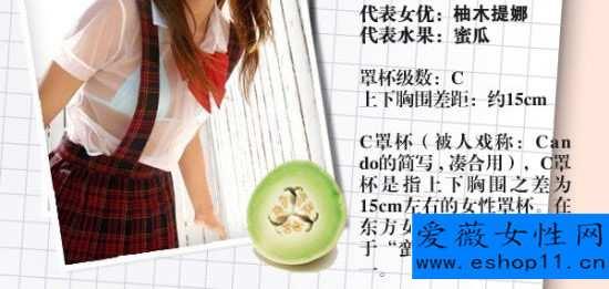 女性胸围尺寸讲解,真实ABCDEFG罩杯到底多大图片-第7张图片-爱薇女性网