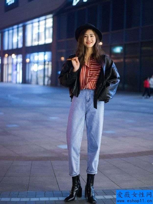 秋天不管穿裙還是牛仔裤,都别配白运动鞋,搭配这4款鞋子更能体现出女性魅力-第3张图片-爱薇女性网