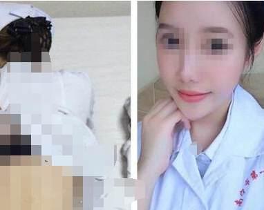 南宁护士门不雅视频事件真相,美女护士在医院里啪啪(并非同一人)