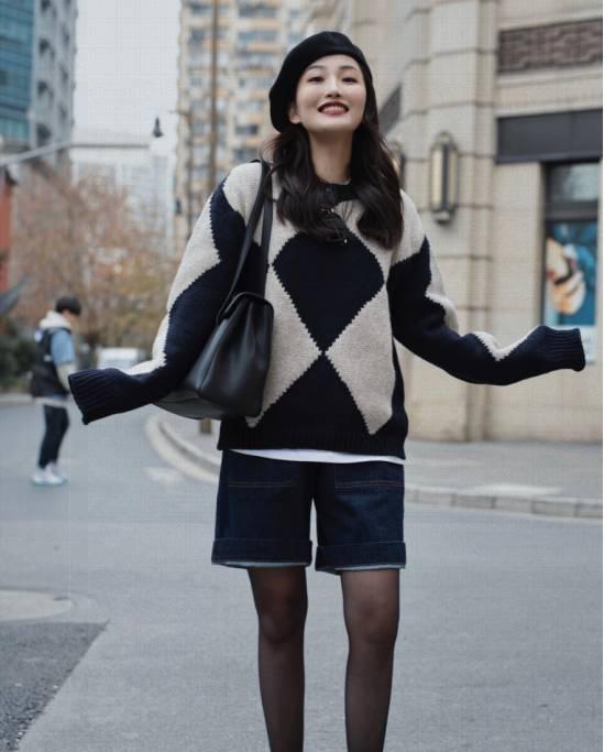 35+女人初春气质穿搭,雅致与时尚并重,穿出强大气场-第2张图片-爱薇女性网