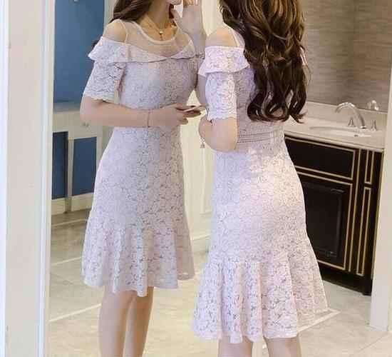 2021春季紧身包臀连衣裙,穿出潮流性感女人味-第4张图片-爱薇女性网