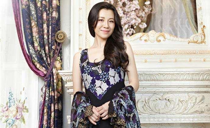 刘琳老公是谁?与前男友导演分手后嫁给了上海一名富商-第3张图片-爱薇女性网