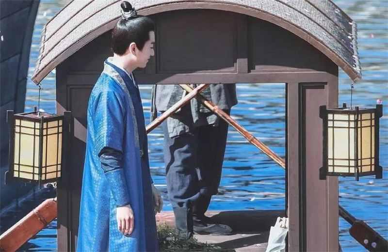 《梦华录》杀青,刘亦菲和陈晓同框太养眼-第3张图片-爱薇女性网