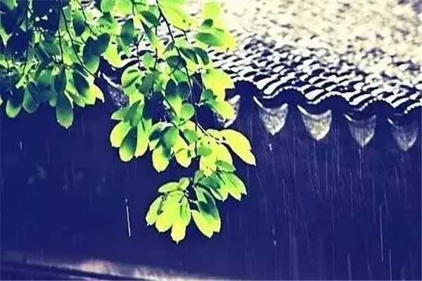 梅雨期是什么时候:每年的六月至七月(持续一个月)-第3张图片-爱薇女性网