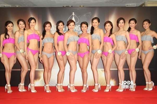 选港姐为什么要穿泳衣:展现佳丽身材的优美线条(增加收视率)-第1张图片-爱薇女性网